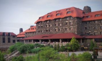 Designs for the Omni Grove Park Inn by Sims Group Consulting Engineers in Asheville, North Carolina