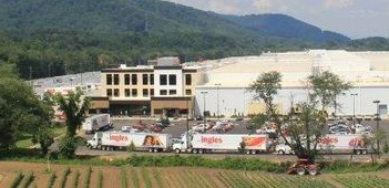 Designs for Ingles Warehouse by Sims Group Consulting Engineers in Asheville, North Carolina