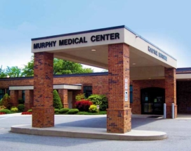 Design for Murphy Medical Center by Sims Group Consulting Engineers in Ashville North Carolina